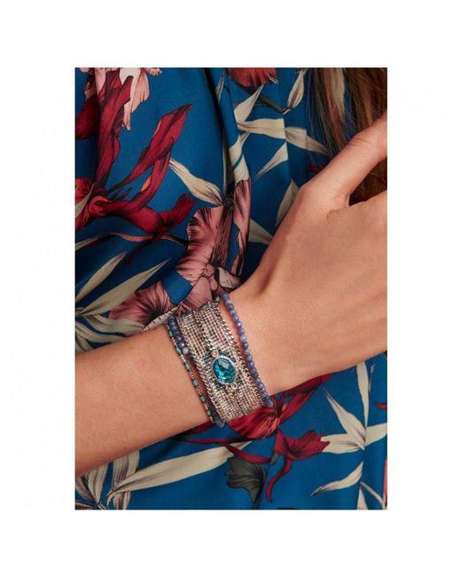 Hipanema - Blue Eternity Bracelet - Lyst