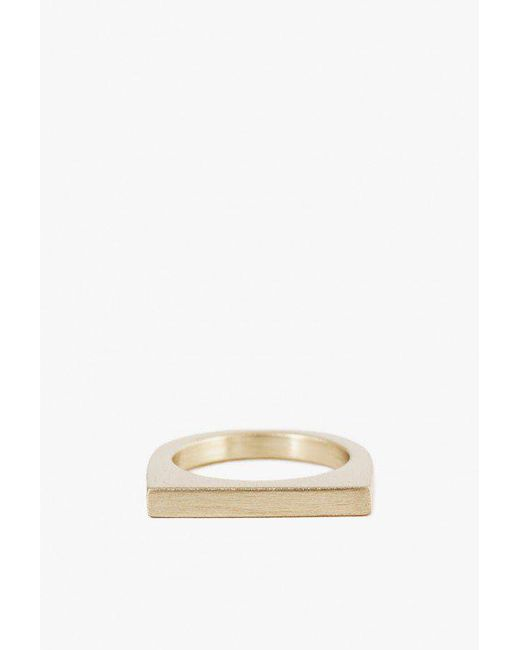 Marmol Radziner - Multicolor Lightweight Short Slab Ring - Lyst