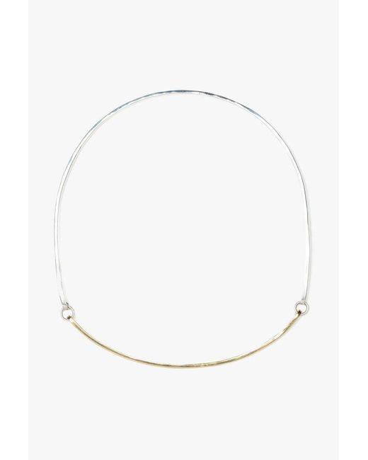 Fay Andrada | Metallic Viiva Necklace | Lyst