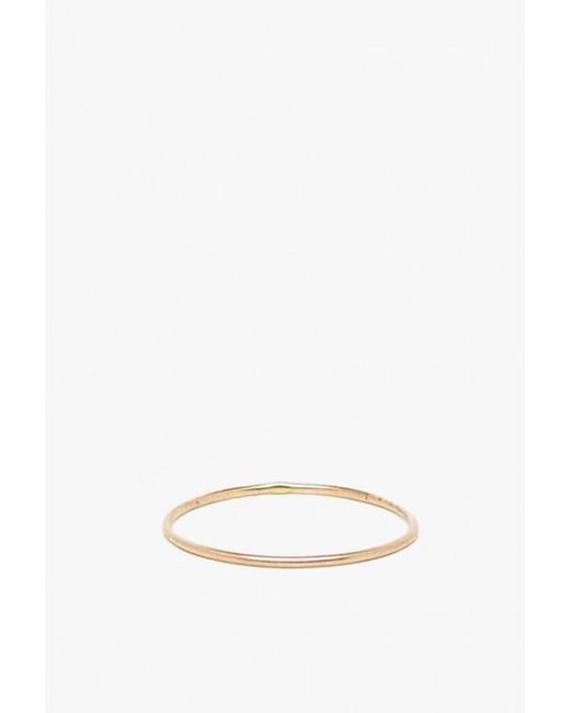 I Like It Here Club - Metallic Tiny Rings - Lyst