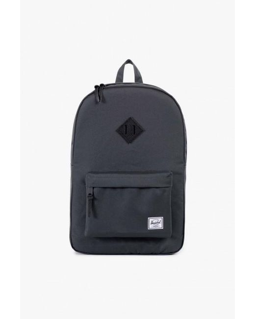 Herschel Supply Co. | Black Heritage Canvas Backpack | Lyst