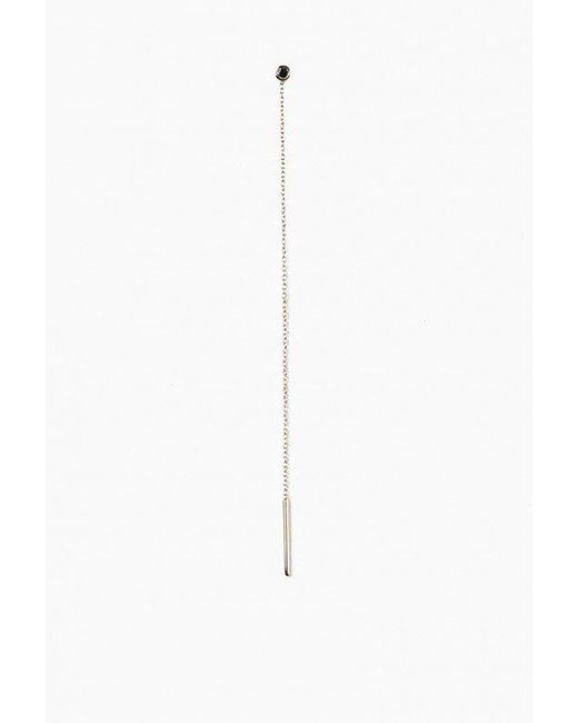 Still House - Metallic Vesa Earring - Single - Lyst