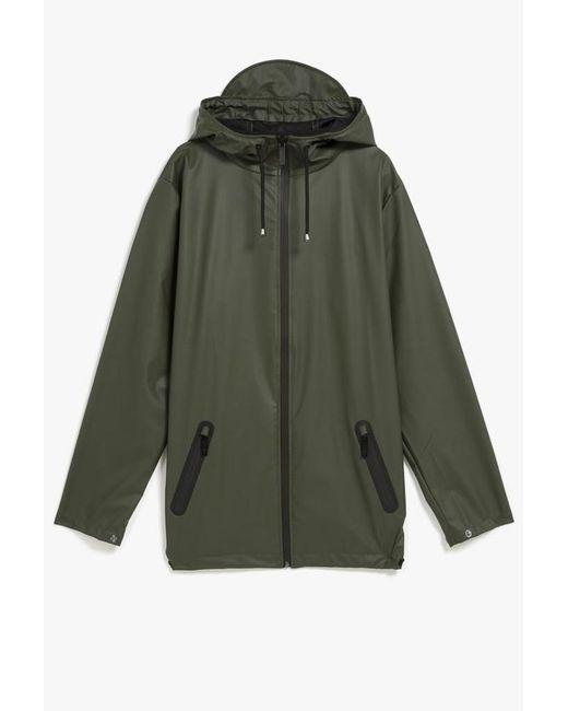 Rains | Green Breaker for Men | Lyst