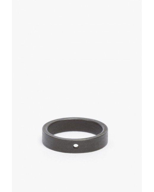 Marmol Radziner - Metallic Lightweight Solid Thin Ring - Size 5.5 - Lyst