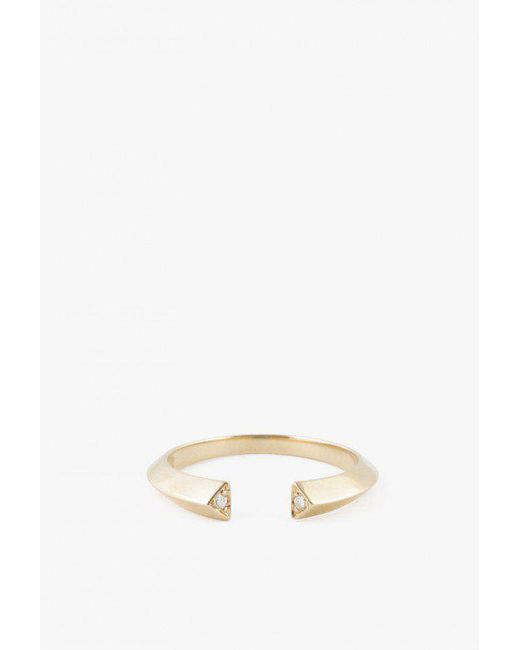 Selin Kent - Metallic Greta Ring - Lyst
