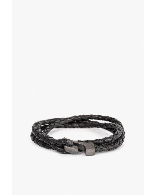 Miansai | Black Ipsum Wrap Bracelet | Lyst