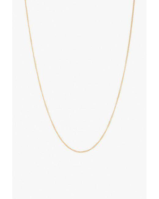 Ariel Gordon - Metallic Toggle Wrap Chain - Lyst