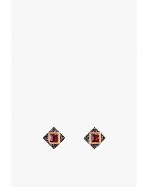 Selin Kent | Multicolor Sabina Stud Earrings P | Lyst