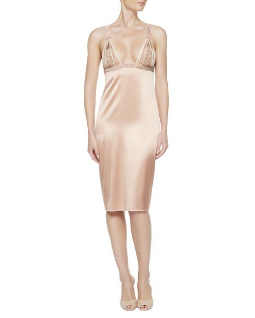 La Perla | Pink Nightgown | Lyst