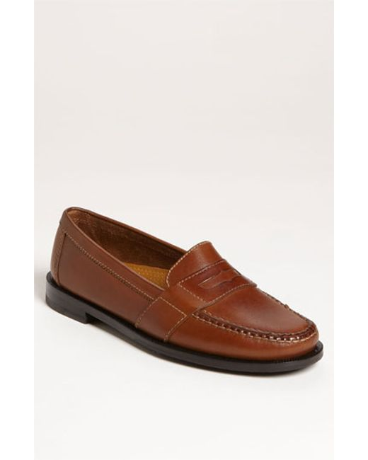 Cole haan 'douglas' Loafer in Brown for Men | Lyst