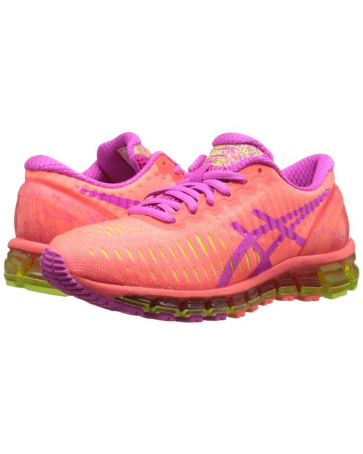 Asics | Pink Gel-quantum 360 Running Shoe | Lyst