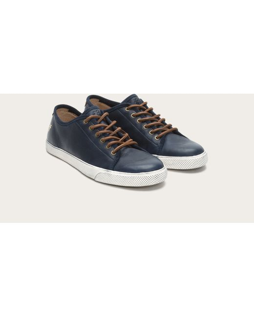 Frye | Blue Chambers Low for Men | Lyst