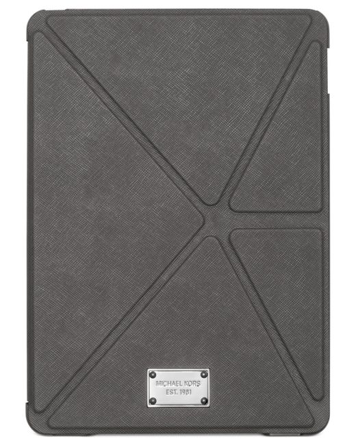 Michael Kors | Gray Michael Electronics Tablet Origami Case | Lyst