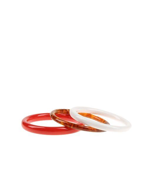 Furla | Red Bracelet | Lyst