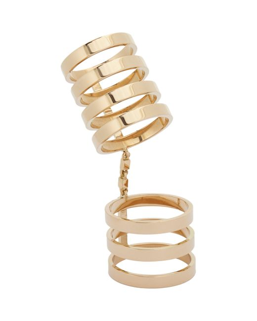 Repossi | Metallic Berbere Cage Ring | Lyst