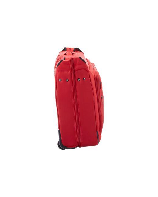 Delsey   Red Helium Sky 2.0 Trolley Garment Bag   Lyst