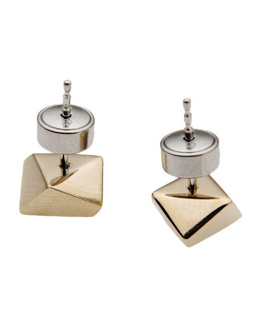 Fossil | Metallic Earrings | Lyst