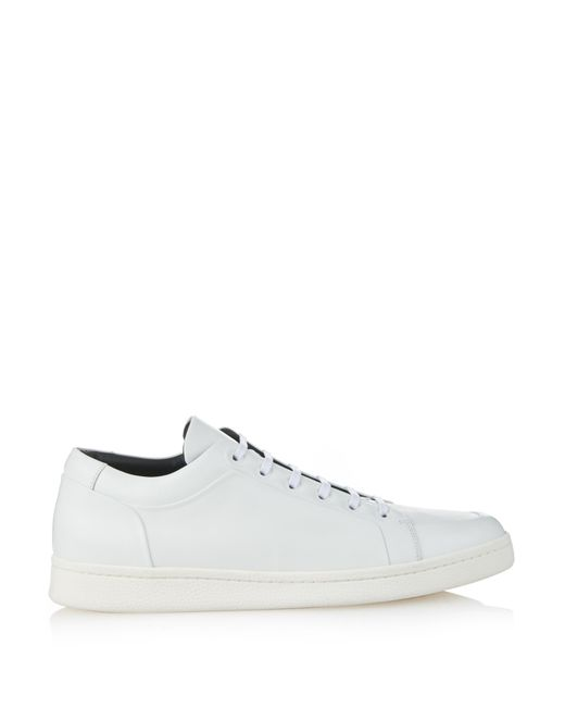 balenciaga urban low sneakers in white for men save 10 lyst. Black Bedroom Furniture Sets. Home Design Ideas