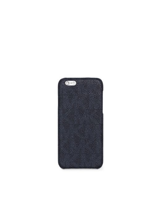 Michael Kors | Blue Logo Phone Case for Men | Lyst
