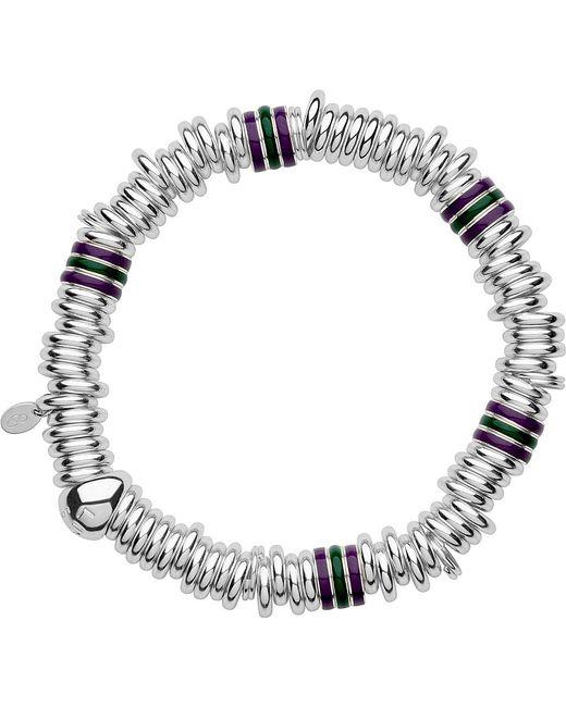 Links of London | Black Wimbledon Sweetie Bracelet | Lyst