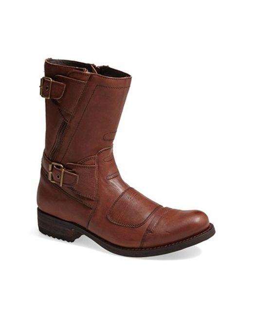 Sendra | Brown 'moto' Boot for Men | Lyst