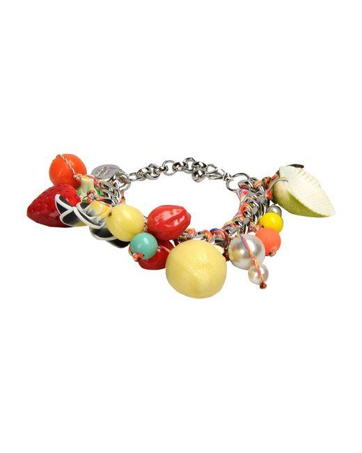 Venessa Arizaga | Orange Bracelet | Lyst