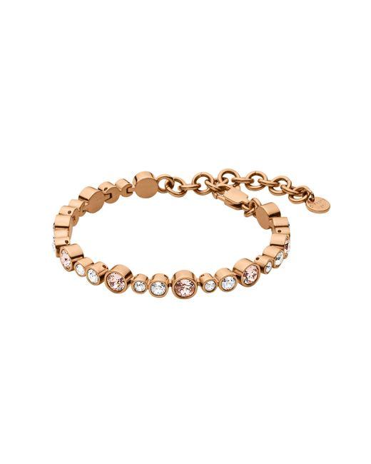 Dyrberg/Kern | Metallic Teresia Metal Bracelet | Lyst