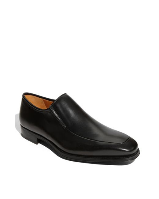 Saks Fifth Avenue | Black 'dominguez' Slip-on for Men | Lyst