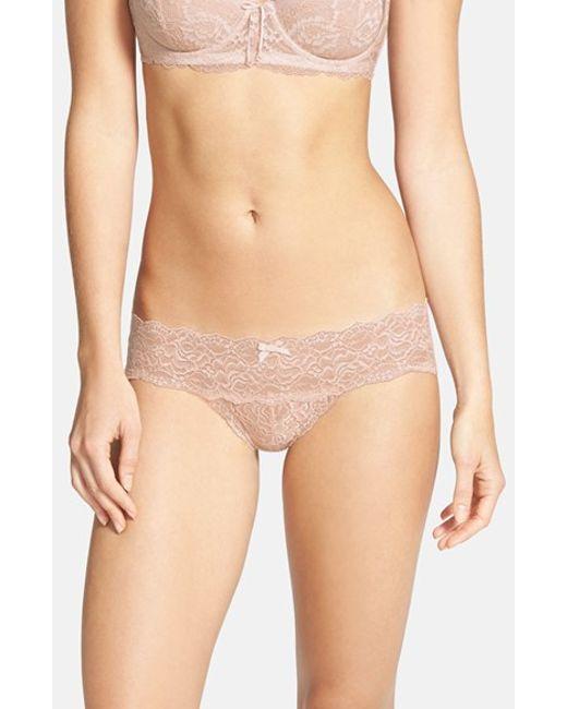 Skarlett Blue | Natural 'goddess' Cheeky Hipster Bikini | Lyst