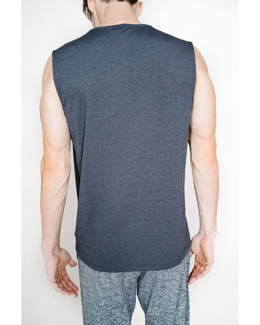 Outdoor Voices | Gray Flatiron Tank for Men | Lyst