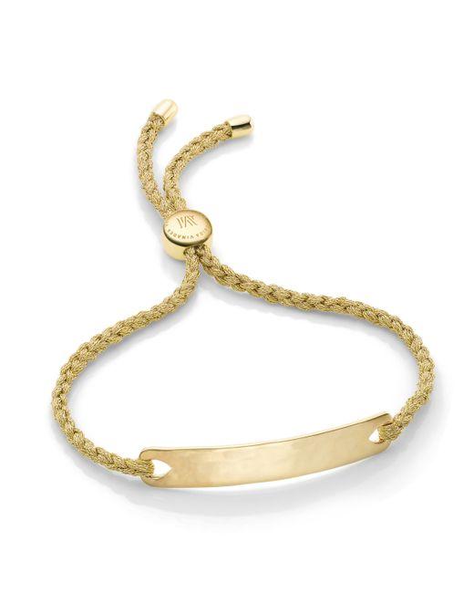Monica Vinader   Metallic Havana Friendship Bracelet   Lyst