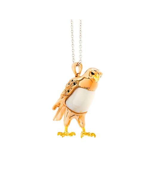London Bird | Metallic The Hawk | Lyst