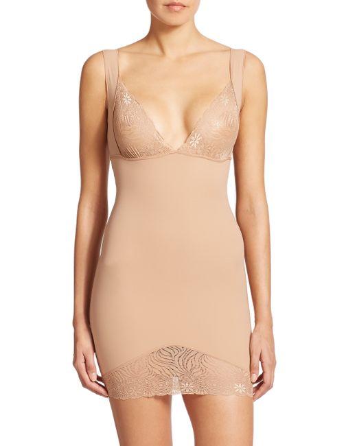 Simone Perele | Pink Top Model Dress Shaper | Lyst