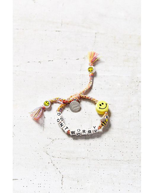 Venessa Arizaga | Multicolor Dont Worry Bee Happy Bracelet | Lyst