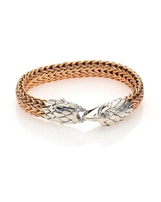 John Hardy | Metallic Legends Sterling Silver Eagle Bracelet | Lyst