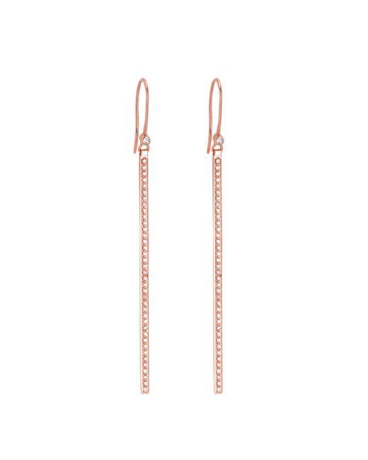 Carbon & Hyde | Pink Skyscraper Earrings | Lyst