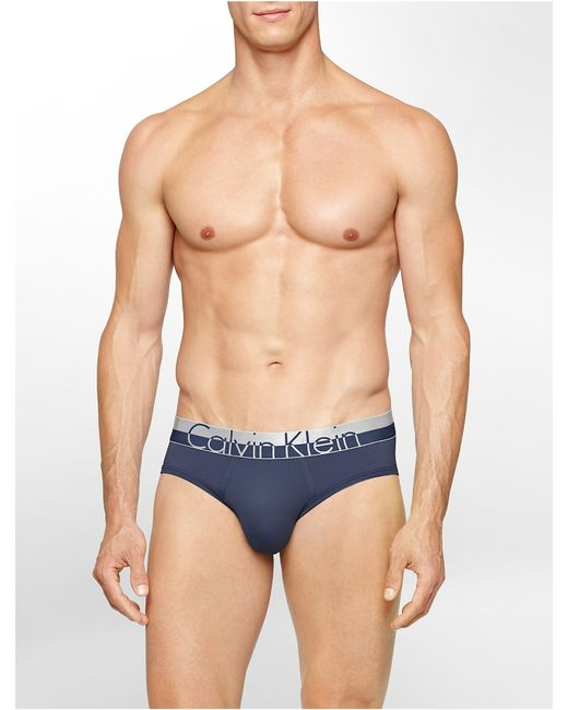Calvin Klein | Blue Underwear Magnetic Force Micro Hip Brief for Men | Lyst