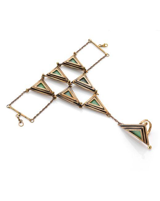Pamela Love | Metallic 7 Pyramid Handpiece | Lyst