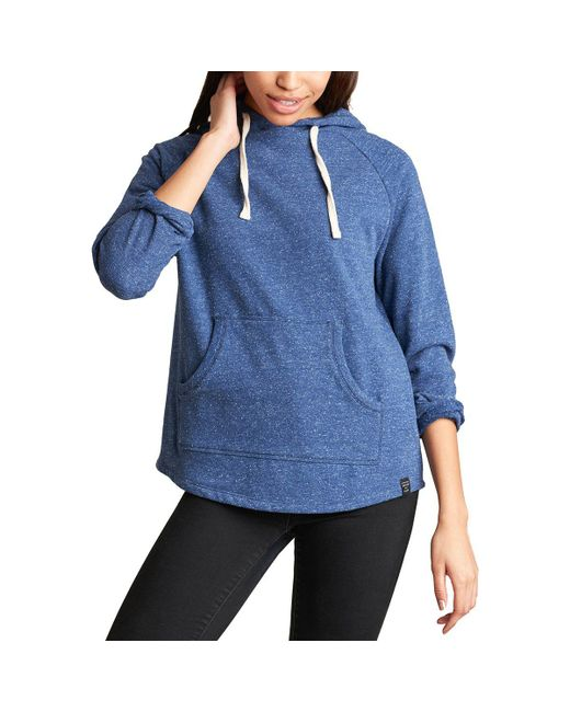 United By Blue - Blue Standard Hooded Pullover - Lyst