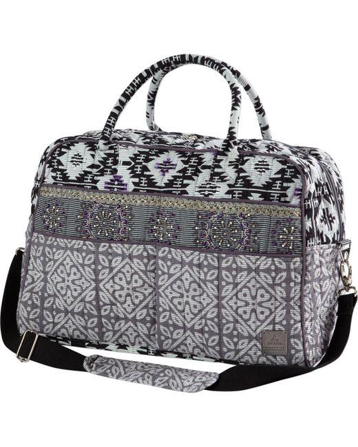 Prana - Metallic Bhakti Weekender Bag - Lyst