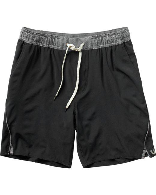 vuori - Black Trail Short for Men - Lyst