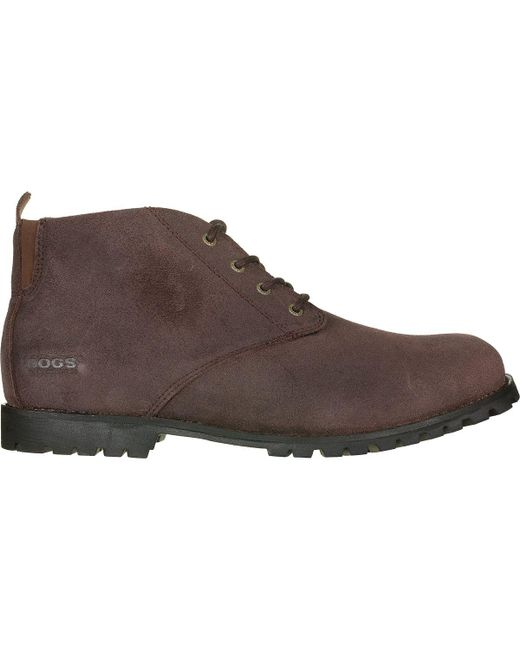 Bogs | Brown Johnny Chukka Ii Boot for Men | Lyst