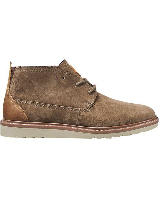 Reef - Brown Voyage Boot for Men - Lyst