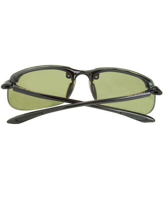 1ba767128b ... Maui Jim - Black Banyans Sunglasses - Polarized for Men - Lyst ...