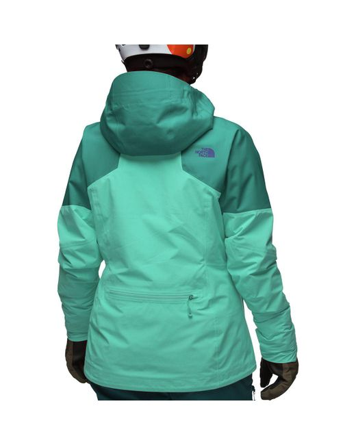 8a696a425274 ... The North Face - Blue Powder Guide Hooded Jacket - Lyst ...