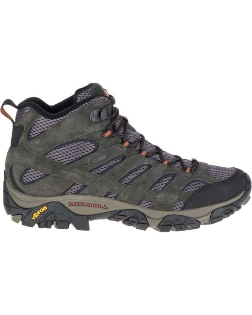 Merrell | Multicolor Moab 2 Mid Waterproof Hiking Boot for Men | Lyst