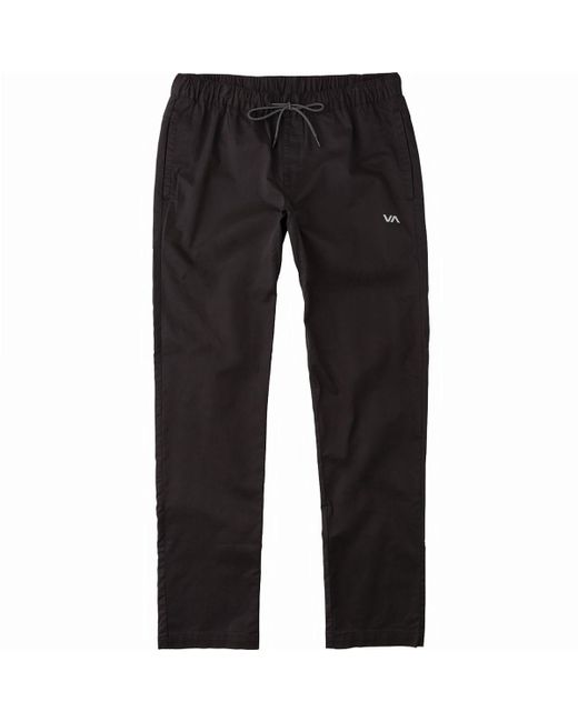 RVCA - Black Spectrum Pant for Men - Lyst