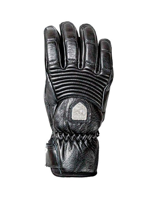 Hestra - Black Leather Fall Line Glove - Lyst