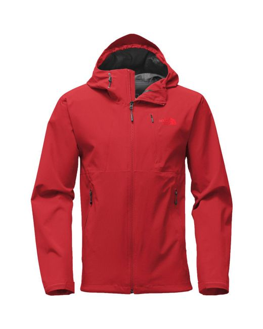 The North Face - Red Thermoball Triclimate Insulated Hooded Jacket for Men - Lyst