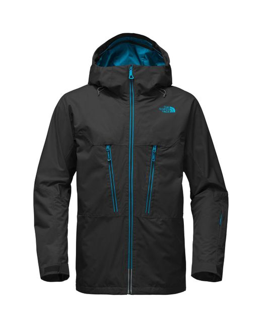 The North Face | Black Thermoball Snow Triclimate Hooded Jacket for Men | Lyst